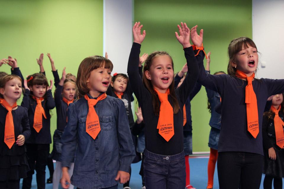 """Novi spotovi dječjeg zbora """"Samoborček"""""""